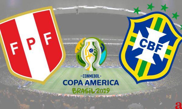Бразилия ще спечели финала с Перу