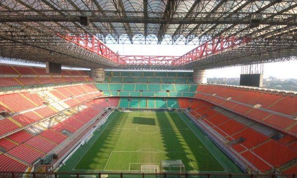 Милан - Ювентус: Ентусиазмът на