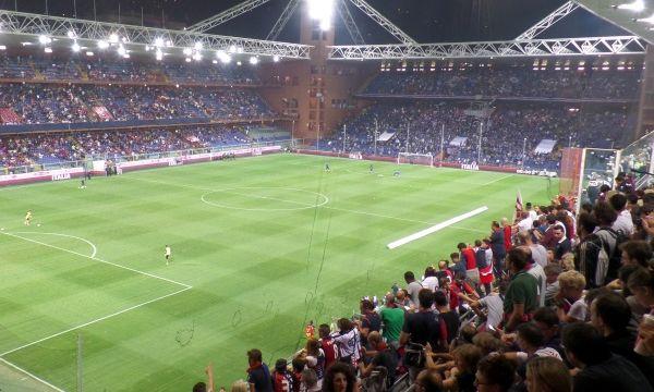Сампдория - Милан: Сериозен тест за