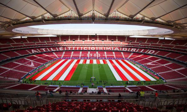 Атлетико ще завърши с победа и в Примера