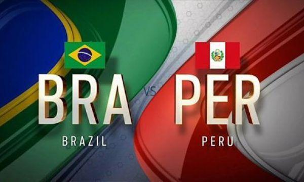 Бразилия ще се справи и с Перу