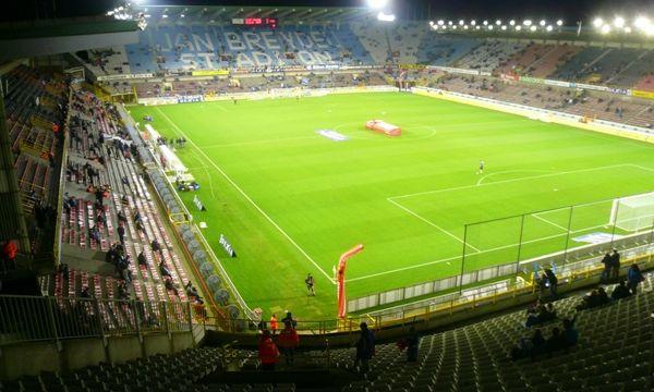 Борусия е прекалено голям залък за ФК Брюж