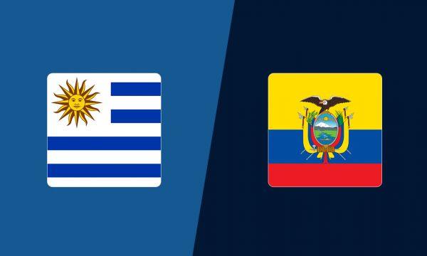 Уругвай ще стартира подобаващо с Еквадор