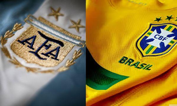 Бразилия ще отстрани Аржентина