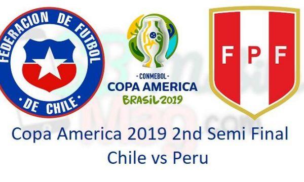 Чили отново ще играе финал през Перу