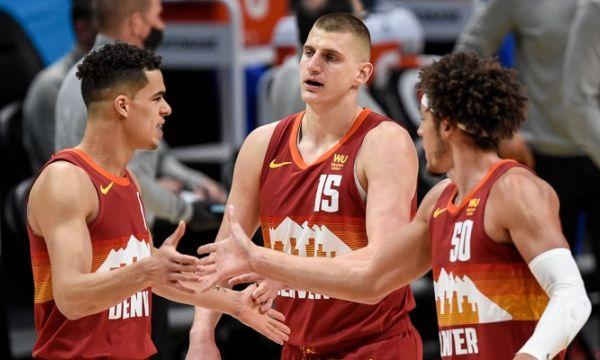 Денвър се класира за плейофите в НБА