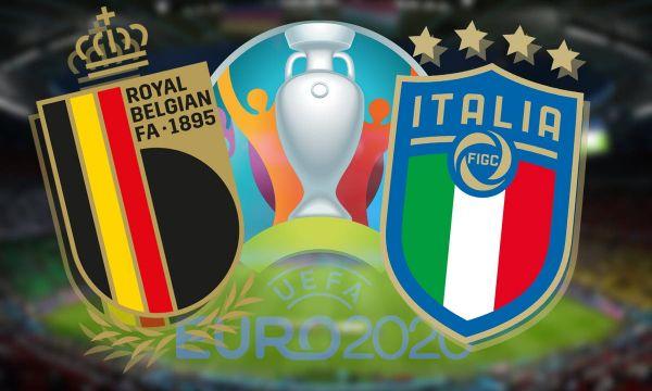 Италия ще стигне полуфинал през Белгия