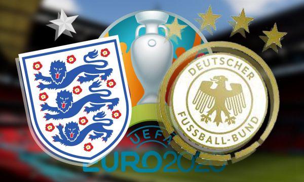 Англия - Германия: Битката за Европа (Евро 2020)