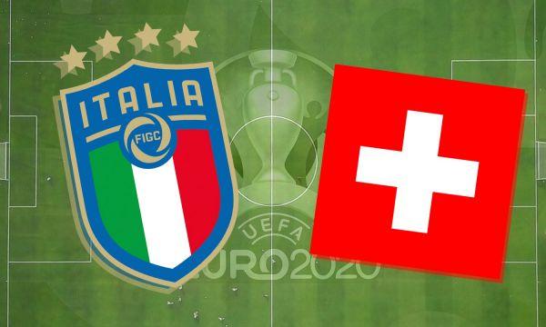 Италия - Швейцария: