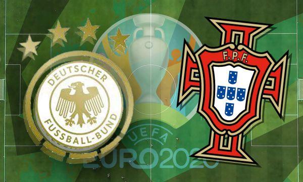 И Португалия ще надиграе Германия