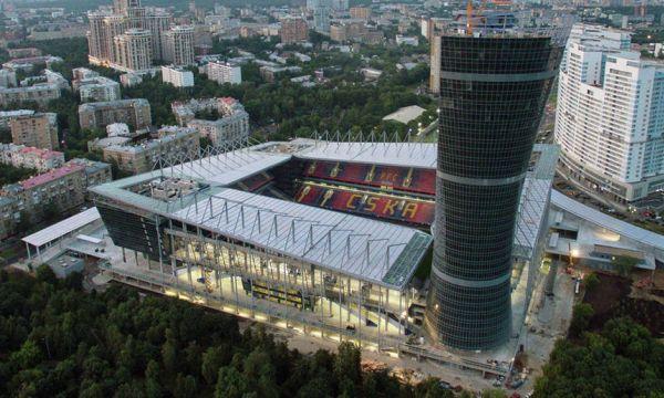 ЦСКА Москва и Олимпик Лион няма да се победят