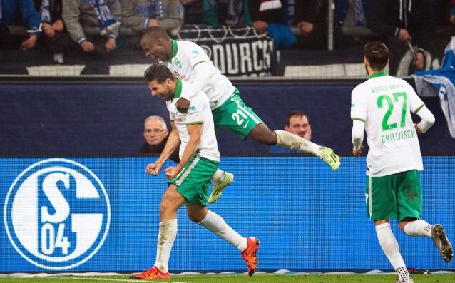 Футбол германии вердер журналисты